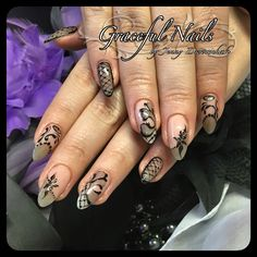 Nails Nägel Gelmalerei