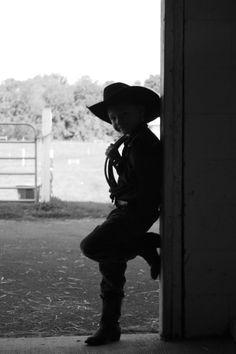 Little Cowboy saradotyphotography.com