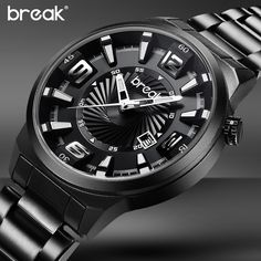 Like and Share if you want this  BREAK Men Top Luxury Brand Stainless Steel Band Fashion Casual Analog Quartz Sports Wristwatches Calendar Dress Gift Watches     Tag a friend who would love this!     FREE Shipping Worldwide     Get it here ---> https://bestonlinewatches.com/break-men-top-luxury-brand-stainless-steel-band-fashion-casual-analog-quartz-sports-wristwatches-calendar-dress-gift-watches/