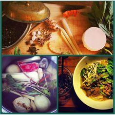 Pho Beef @mamamonthaikitchen.com Pho Beef, Baking, Ethnic Recipes, Kitchen, Food, Cooking, Bakken, Kitchens, Essen