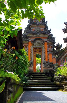 Eight steps to Nirvana by Long Nguyễn  [Ubud, Bali, Indonesia]