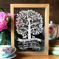 Wedding Gifts For Parrents Christmas gifts for parents - real gift hits selected with love, Christmas Gifts For Parents, Diy Christmas Presents, Family Christmas, Christmas Diy, Paper Cutting, Top Wedding Trends, Wedding Ideas, Personalised Family Tree, Seating Plan Wedding