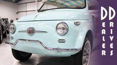"""Fiat 500 L """"Jolly"""" - DD Classics Dealer Drives"""