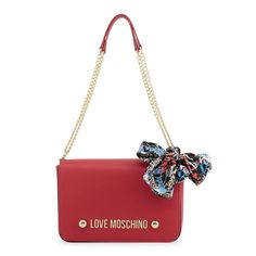 Shop love moschino red crossbody bag at Fashiontage. Give your online shopping a new twist with stylish women's bags/messenger & crossbody bags from Fashiontage. Cristiano Ronaldo Underwear, Me Bag, Red Crossbody Bag, Moschino Bag, Winter Love, Fall Winter, Red Shoulder Bags, Laura Biagiotti, Beauty Boutique