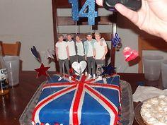 one direction cake YUMMY