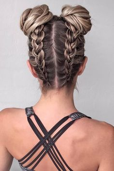 When it comes to hair buns, we can't but admit that they are extremely popular and comfortable. e. Also, you would be surprised how versatile these styles are, and that is what we are going to talk about today.