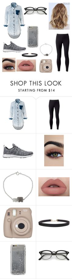 """""""Sophie"""" by gebertgirl02 on Polyvore featuring Jockey, Athletic Propulsion Labs, NOVICA, Fujifilm, Humble Chic and Agent 18"""
