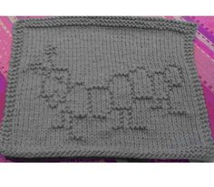 designed by: Amy-lynne Mitchell test knit by : Shirley Smith Materials: 1 ball cotton Size US 6 needles   co 47 – knit -- this will b...