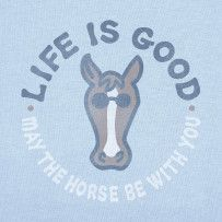 Christy Craig this is for you...May The Horse Be With You