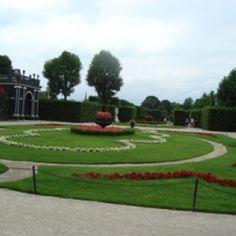 At Schloss Schönbrunn