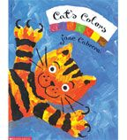 Cat's Colors by Jane Cabrera: Lesson Plan