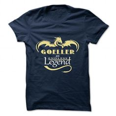 nice It's an thing GOELLER, Custom GOELLER Name T-shirt