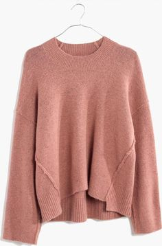 Madewell Connection Sweater as seen on Sienna Miller
