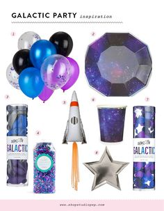 themed birthday party DIY themed birthday party Food Space Birthday Party Ideas outer space party ideas You are in the right place about Galaxy themed birthday party gi. Birthday Party Celebration, Boy Birthday Parties, Birthday Ideas, Birthday Recipes, Space Baby Shower, You Are My Moon, Astronaut Party, Outer Space Party, Party Fiesta