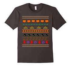 Ugly Thanksgiving Sweater Tshirt from Scarebaby Design - Male Small - Asphalt Scarebaby Design http://www.amazon.com/dp/B016J8I3QY/ref=cm_sw_r_pi_dp_Doviwb0T5BYJ8