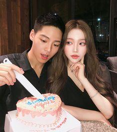 Ulzzang Kids, Ulzzang Korean Girl, Ulzzang Couple, Korean Couple, Best Couple, Cute Couples Goals, Couple Goals, Date Outfit Summer, Uzzlang Girl