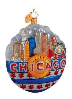 Image detail for -Christopher Radko Christmas Ornament - My Kind of Christmas
