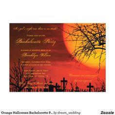 Bachelorette Party Invitation Ideas - Evite | Halloween ...