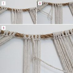 We are excited to share this DIY for a macrame hanging from Michelle Edgemont! If you loved our Colorful Parker Palm Springs Wedding with macrame details earlier – here's your chance to make some fun macrame details for your own wedding or just a fun piece to hang on your walls! This hanging makes a...