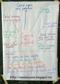 Dirigenție School Lessons, Teaching Materials, Class Management, After School, Kids Education, Kids And Parenting, Bullying, Activities For Kids, Therapy