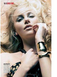 Charlize Theron Max Magazine October 2012