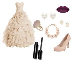 """""""Prom/ wedding"""" by brooklynn-juedeman on Polyvore featuring Topshop, J.Crew, Limited Edition, Bobbi Brown Cosmetics, Kendra Scott and Tiffany & Co."""