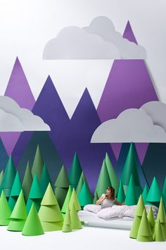 THE BORDER by Carolin Wanitzek, via Behance