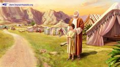 """Abraham is willing to offer Isaac 