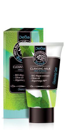 Leche limpiadora con extracto de algas marinas - DeBa Bio Vital - ¿Quien se apunta?