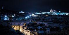 Новогодняя Ночь в Праге 2017-18: 31 Декабря 2017 года