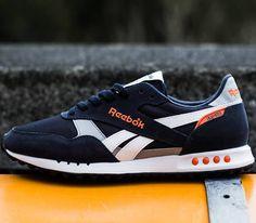 Reebok ERS 1500 Athletic-Navy-Swag Orange