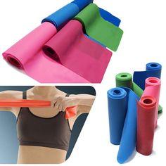 Gleader 1.5m Banda Elastica para Pilates Yoga Aerobico Entrenamiento de Resistencia Gleader http://www.amazon.es/dp/B00X9G17OU/ref=cm_sw_r_pi_dp_rxeVvb0B3Z3TK
