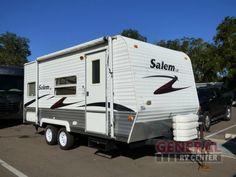Used 2007 Forest River RV Salem T19FDL Travel Trailer at General RV | Dover, FL | #134921