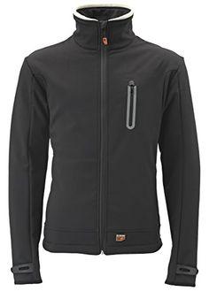 Beheizbare Softshell Jacke für Männer (M)
