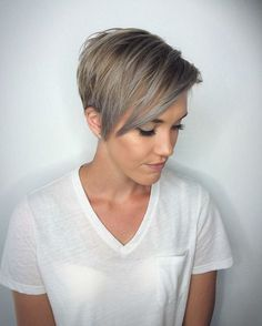 17 Cute and Pixie Haircut Ideas Long pixie cuts