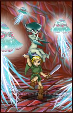 why are the water temples so hard?!?!?!?!?! and why on earth did we have to carry Princess Ruto?