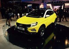 Новейший кроссовер LADA задаст перцу Hyundai Creta - Автомобили - АвтоВзгляд
