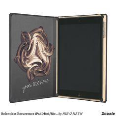 Relentless Recurrence iPad Mini/Air  DODOcase Case
