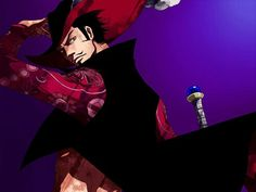 Dracula Mihawk One Piece