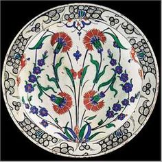 Iznik Tile and Plates the O'Connell Guide