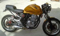 On going project Projetos com CB 300 Cafe Racer | Garagem Cafe Racer