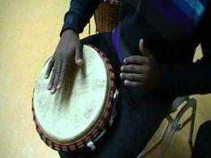 Mudanthe Djembe ritme 2
