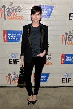 Revista Manequim - Inspire-se no estilo de Anne Hathaway