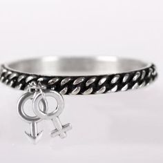Padma   Wristicuffs Handmade bangles with male and female charms.  #silver #bangles #armcandy #armparty #handmade #wristicuffs Silver Bangles, Silver Rings, Women's Bracelets, Arm Party, Charms, Female, Handmade, Jewelry, Hand Made