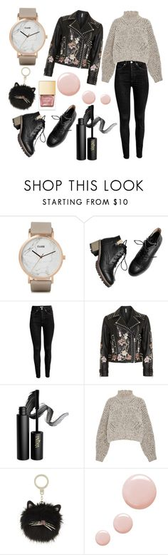 """""""Pity Party"""" by anajeps ❤ liked on Polyvore featuring CLUSE, Topshop, INIKA, Isabel Marant and Kate Spade"""