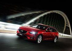 World Premiere of All-New Mazda6 Wagon at 2012 Paris Motor Show