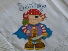 fraldinha Santiago