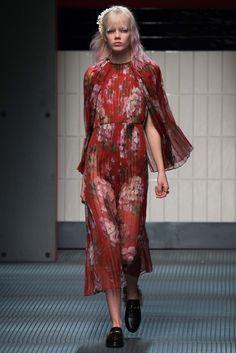Gucci Fall 2015 Ready-to-Wear Fashion Show - Marjan Jonkman (ONE)