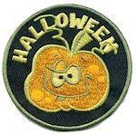 Halloween Fun Patch