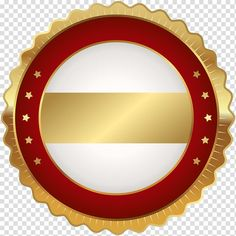 Yellow and red stamp , Badge Scalable Graphics , Seal Badge Red Gold transparent background PNG clipart Shield Template, Badge Template, Facebook Logo Transparent, Ribbon Png, Coin Icon, White Seal, Chart Infographic, Gold Banner, Badge Logo